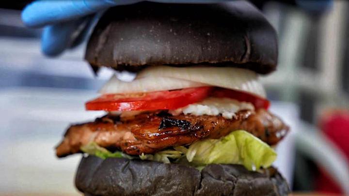 漢堡快餐車 虎尾小鎮新浪潮