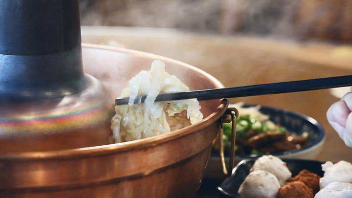 東北酸白菜 時間醞釀回甘人生