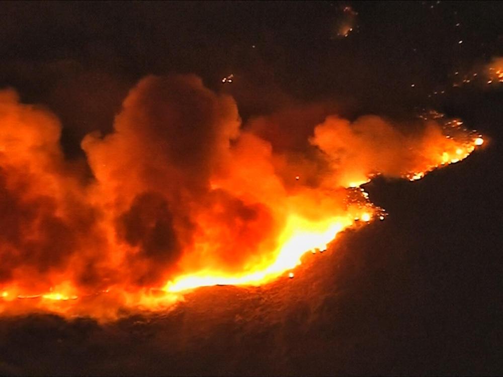 南加州大火