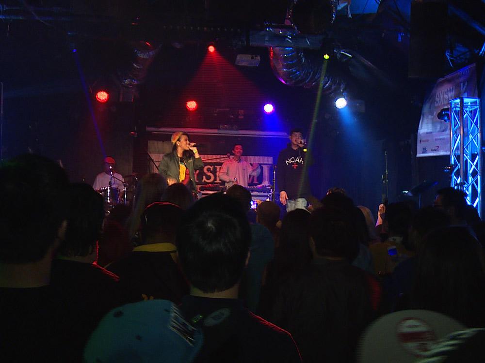 音樂盛會 台灣耀國際