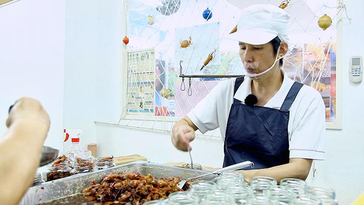 中年創業 父愛調味干貝醬
