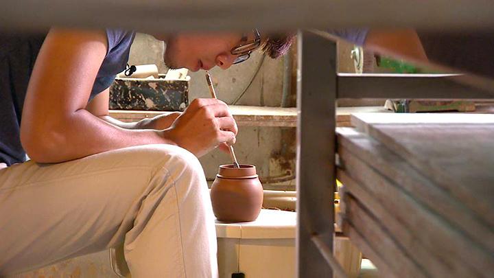 北埔青年 陶藝茶湯文化復興