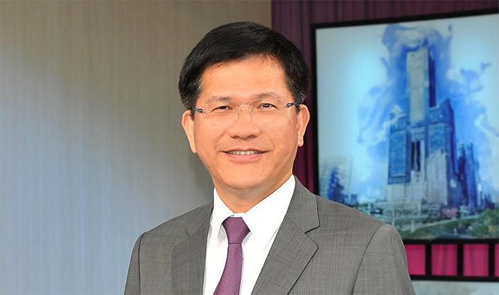 台中市長 林佳龍