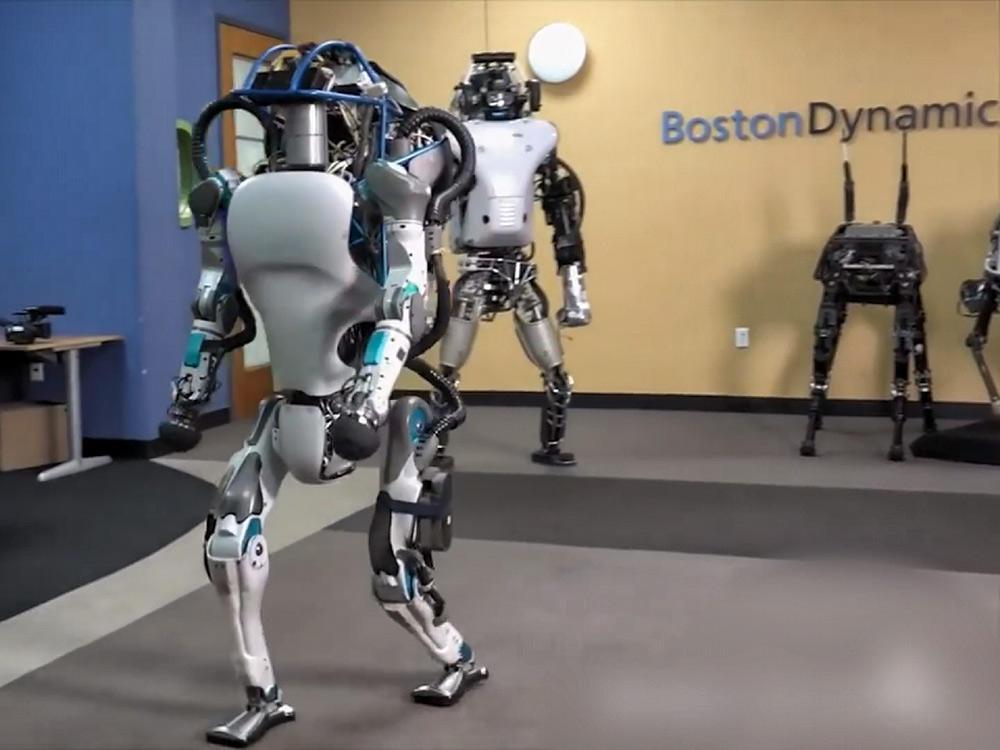 終結者機器人