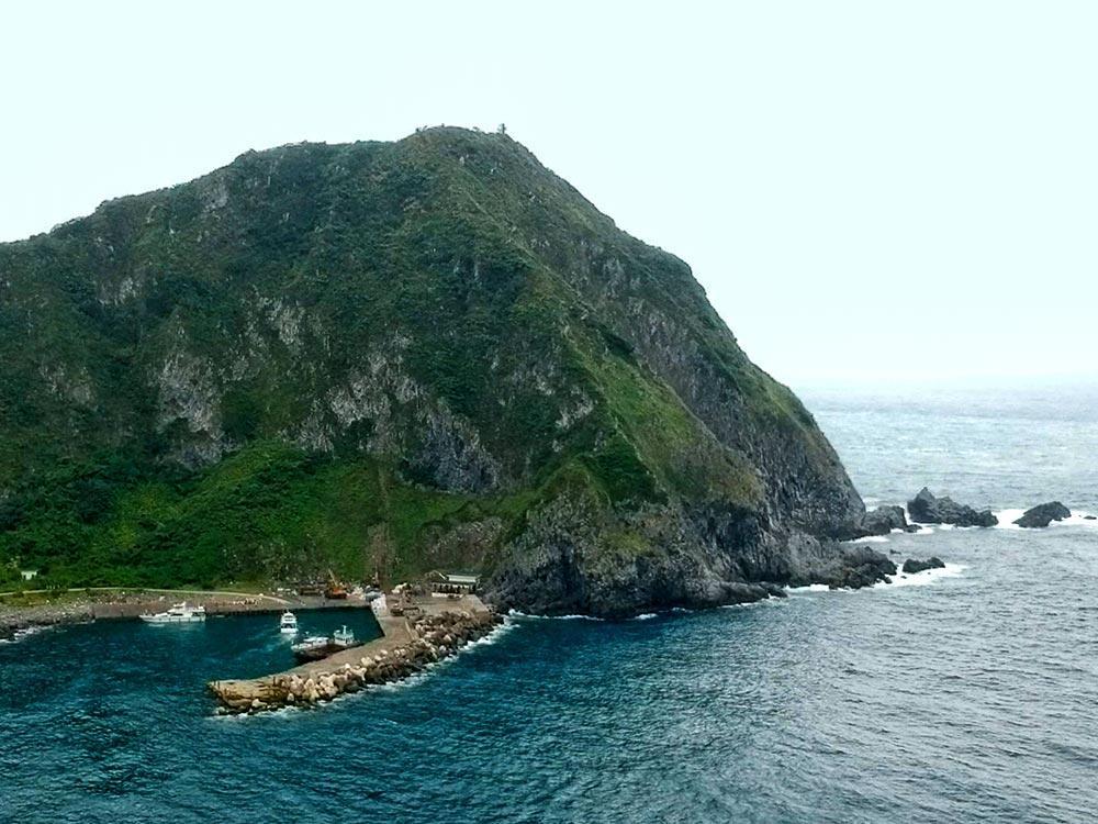 封島修繕 基隆嶼開放