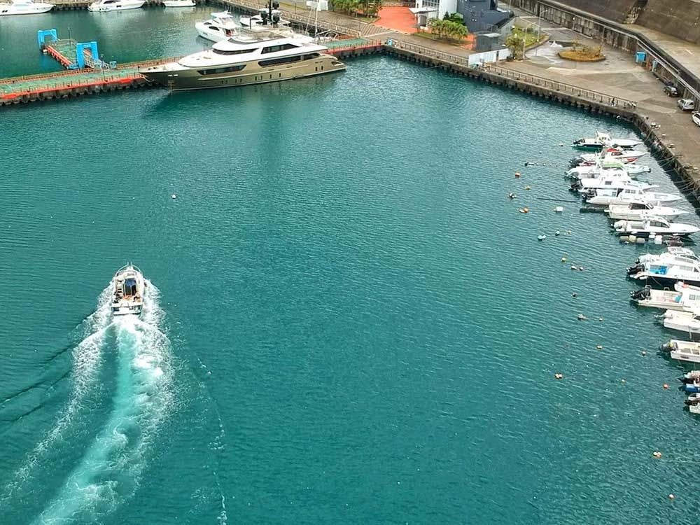 漁港轉型 迎接基隆嶼
