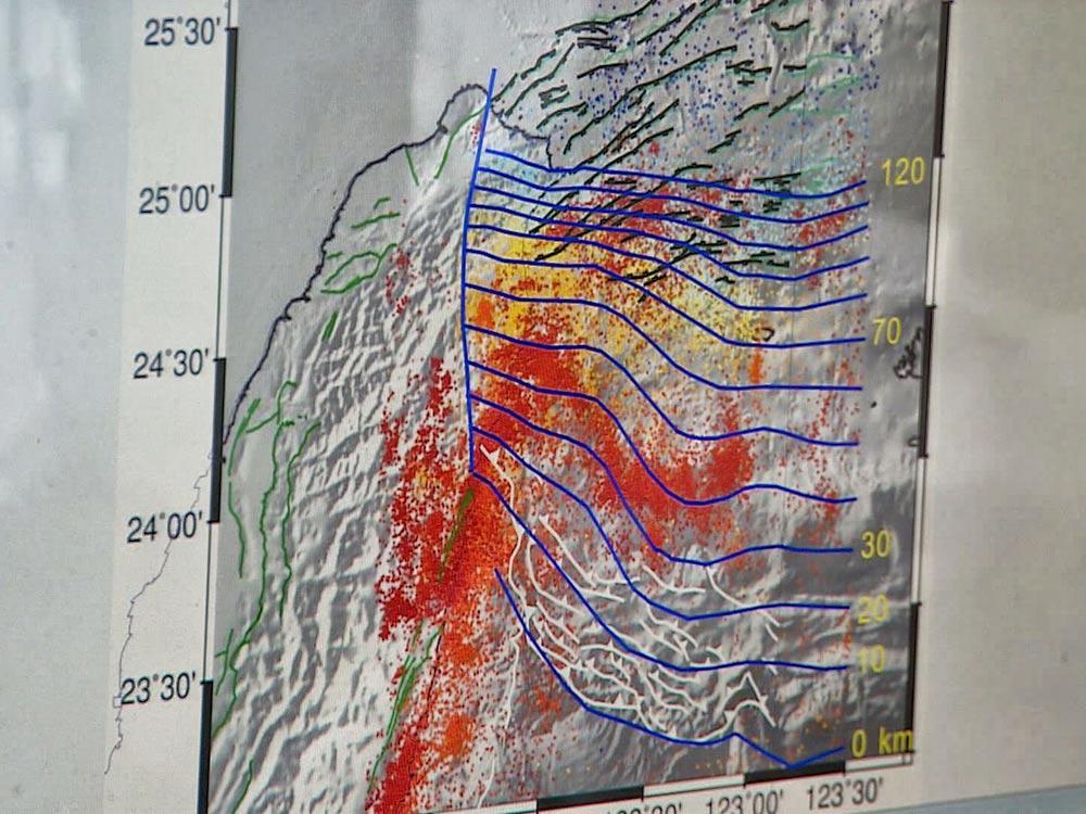 地球自轉 地震影響