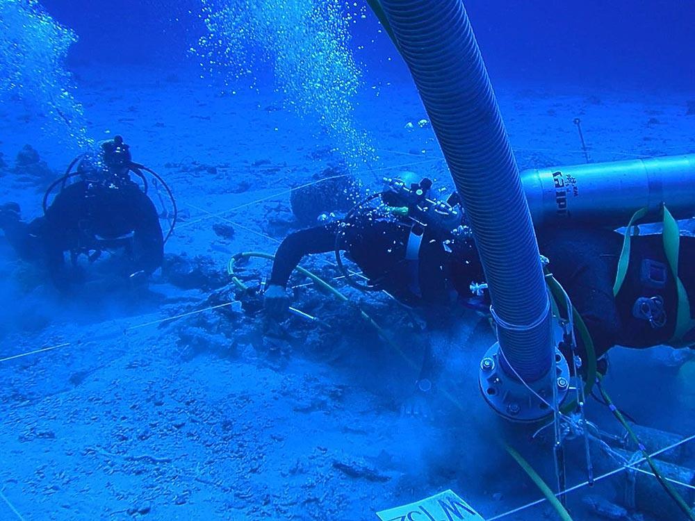 水下考古 超級任務