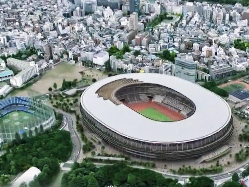 東京奧運 倒數計時
