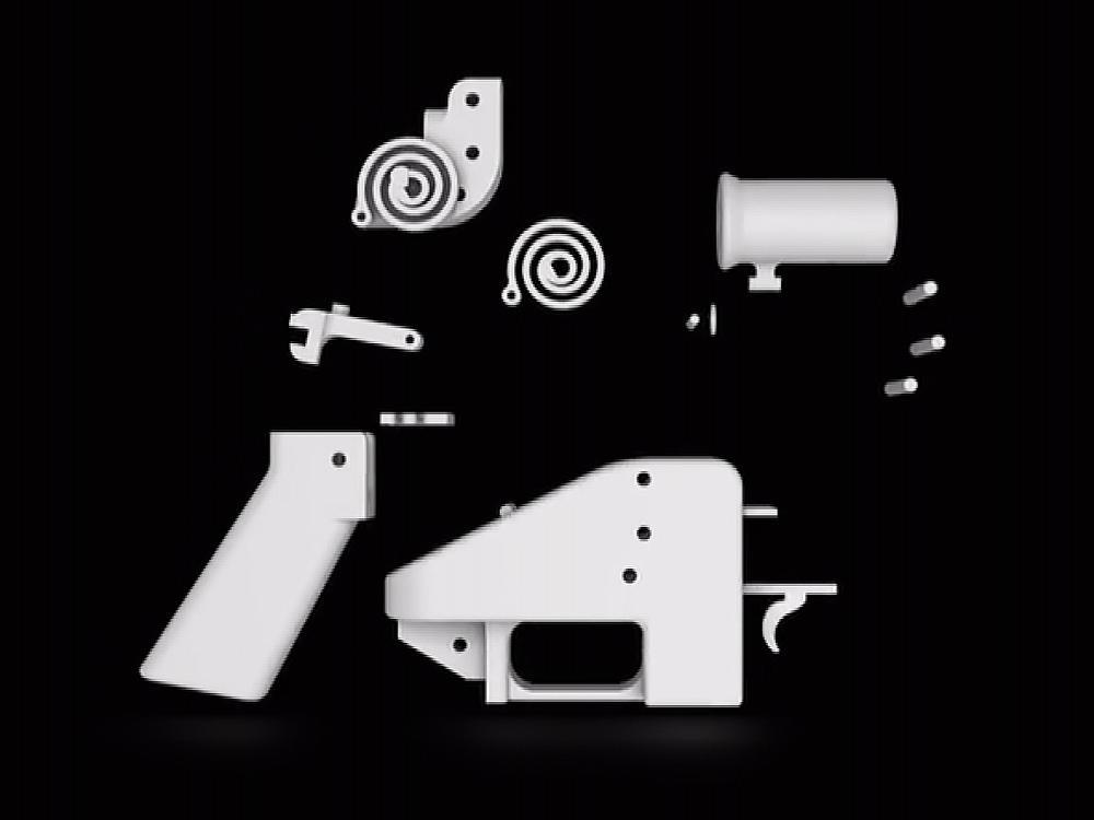 3D印槍 解禁爭議