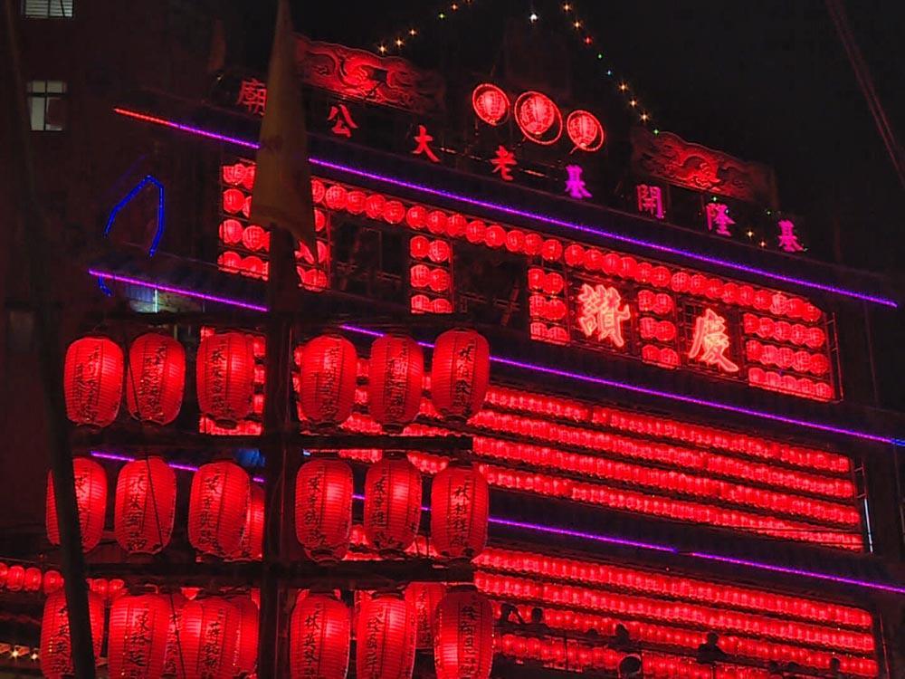 中元祭典 千年歷史