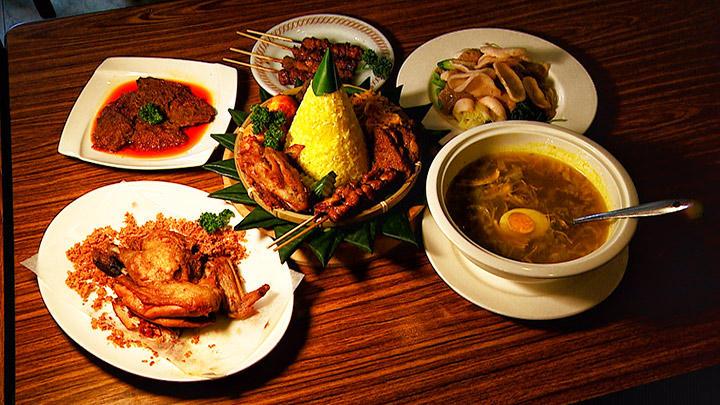 印尼年菜 思母手作美好滋味