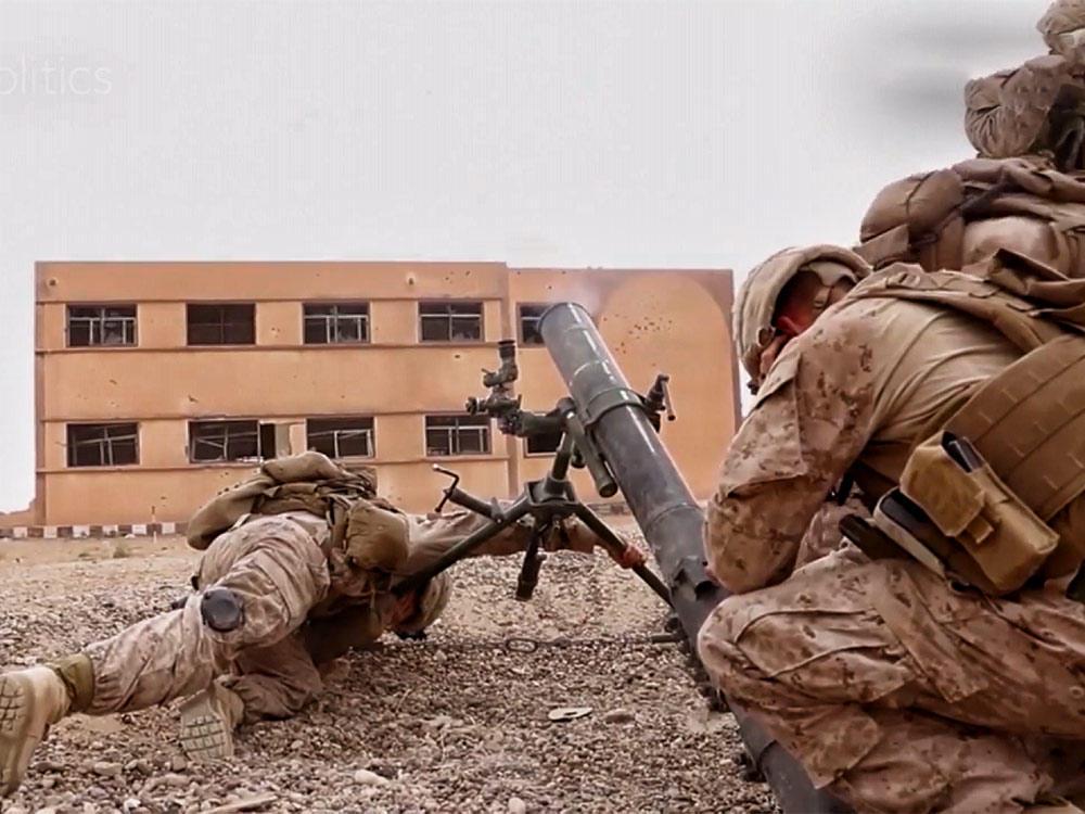 消滅IS 聯軍最末戰?