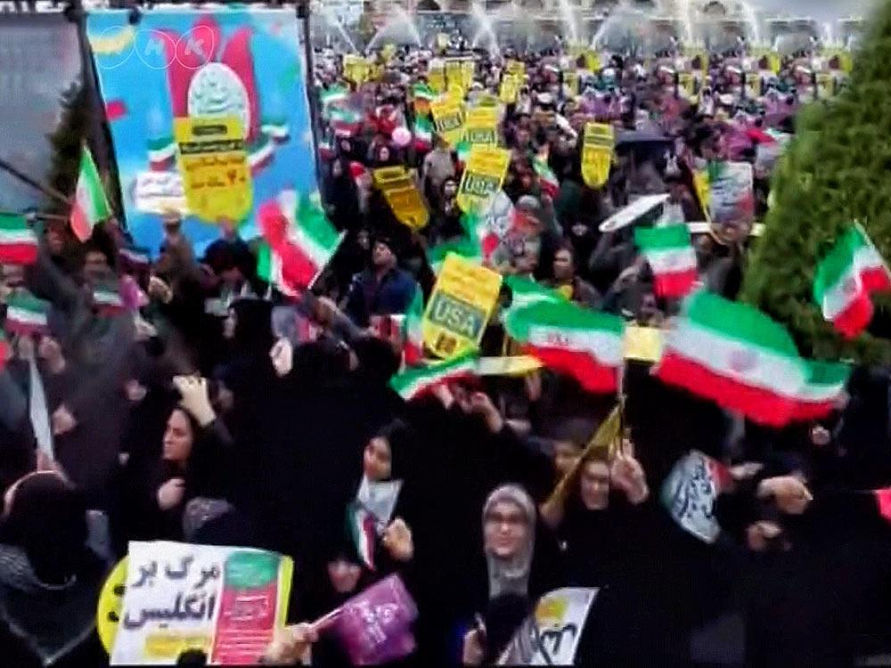 革命40年 伊朗現況