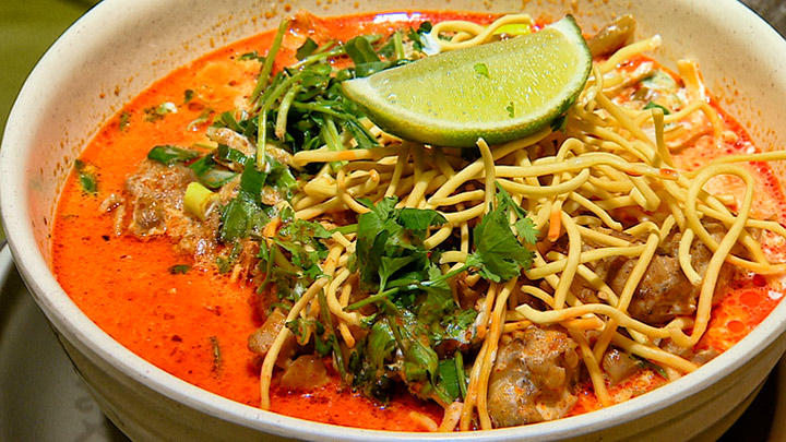 泰國料理 落腳台灣的家鄉滋味
