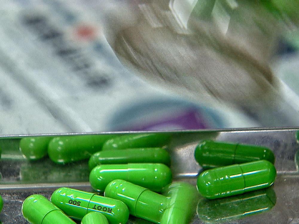 疫情衝擊  慢性病藥荒