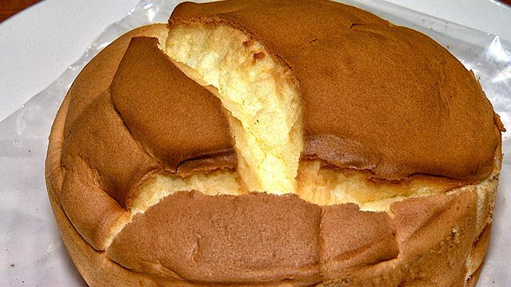 老店重生 樸實滋味布丁蛋糕