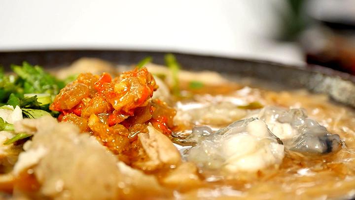 古早味麵線 特製辣菜脯鹹香對味