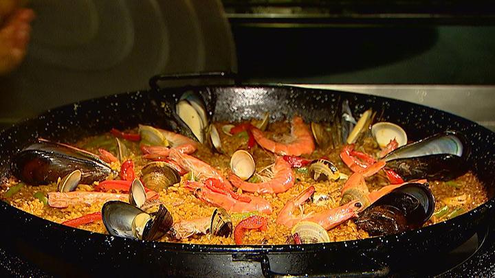 熱情如火 來自西班牙的料理魂