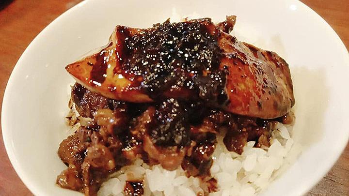 鴨肝滷肉飯 金牌主廚的台味西餐