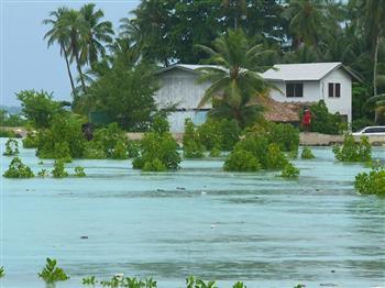 曙光的開端—水淹吉里巴斯