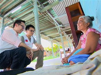 曙光的開端—台灣援外醫療