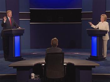 美選辯論最終對決