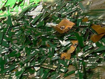 電子垃圾 煉成黃金