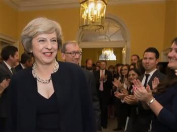 女首相梅伊