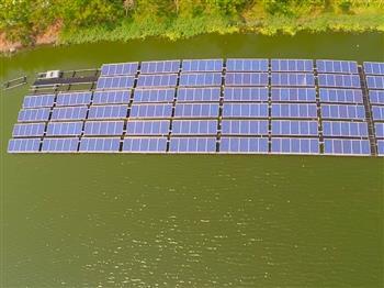 綠能新技 浮力式太陽能