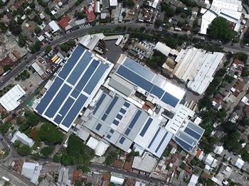 太陽能紡織廠