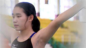 挑戰世大運 無所畏懼的跳水人生