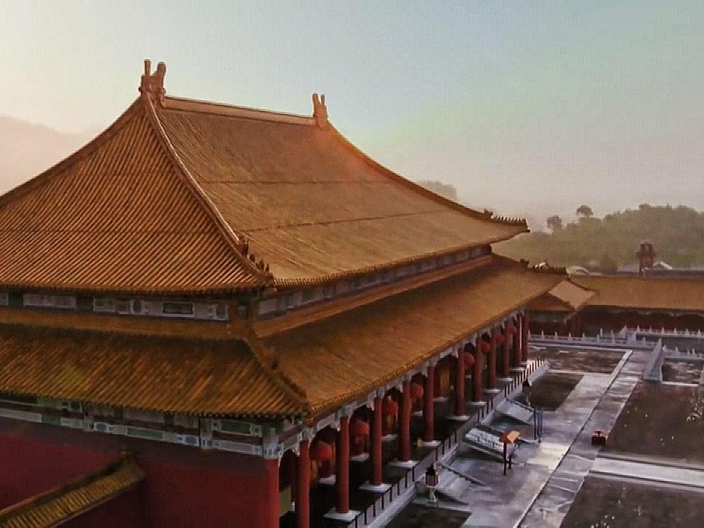 紫禁城防震
