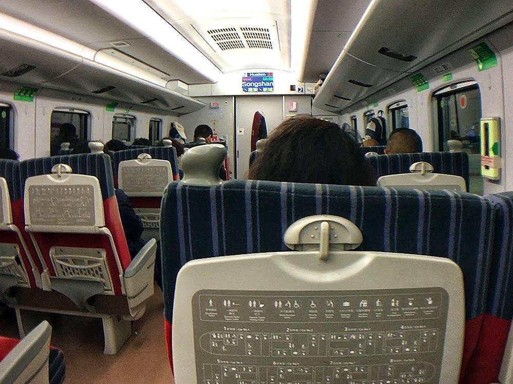 高速火車 安全帶迷思
