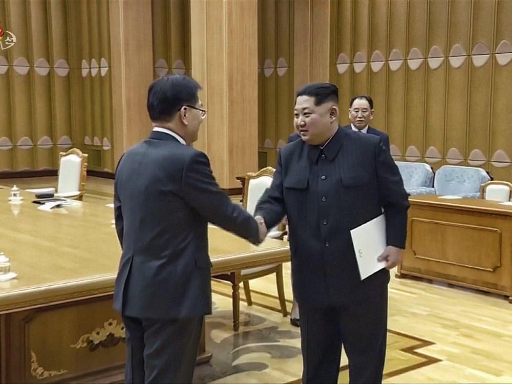 南北韓峰會