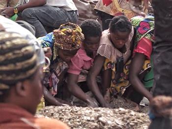 剛果鈷童工
