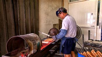 家傳三代 炭烤手工吉古拉