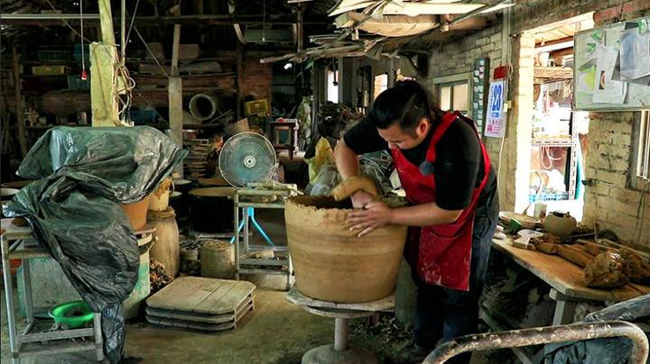 銅鑼老窯場 堅手古法半世紀