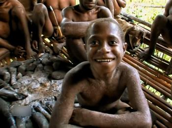 印尼食人族 生存危機