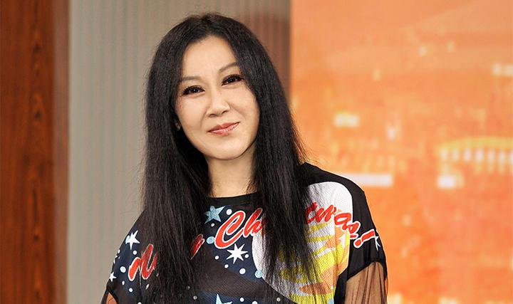 歌手 李麗芬