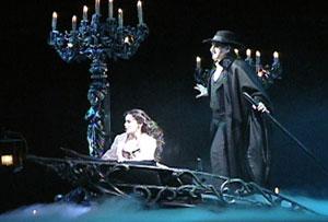 歌劇魅影幕後…