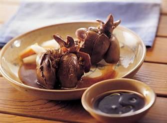 滷鴨肫肝腸結