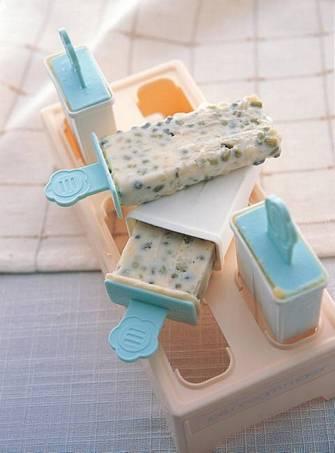綠豆薏仁牛奶冰棒