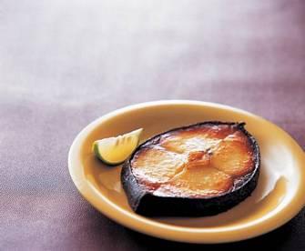 味噌油魚排