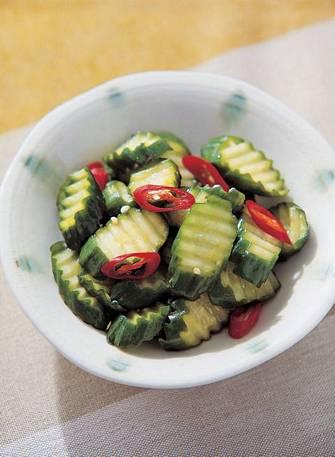 小黃瓜酸辣泡菜