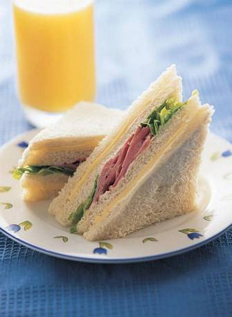 陽光三明治