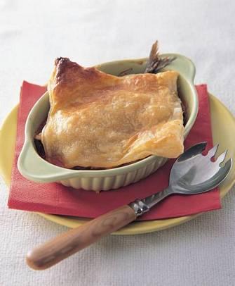 香焗麵包魚