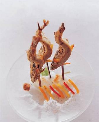 京都烤香魚