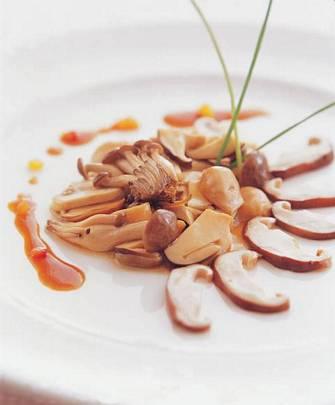 什錦燴香菇