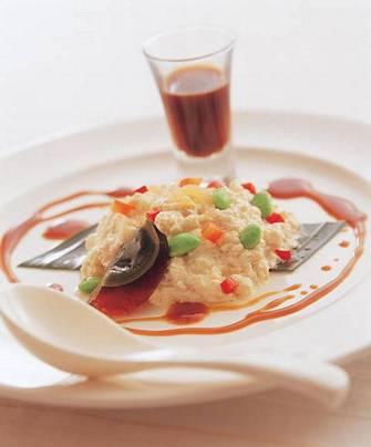 海蜇拌豆腐